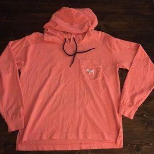 Victoria's Secret PINK t-shirt hoodie